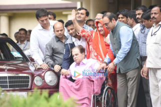 Dilip Kumar discharged from hospital