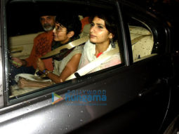 Fatima Sana Shaikh and Aamir Khan's wife Kiran Rao travel together for Junaid Khan's play-1