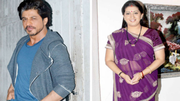 Here's why Shah Rukh Khan appreciated actress turned politician Smriti Irani on social media