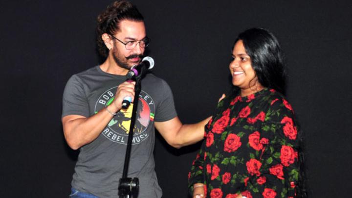 I Have Not Sung Any Song In Secret Superstar Aamir Khan Secret Superstar