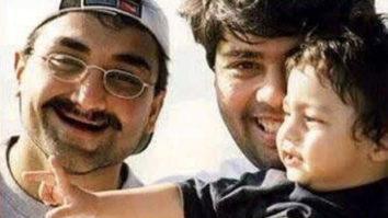 OMG! Karan Johar posts a rare picture of Aditya Chopra
