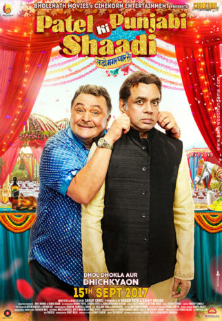 First Look Of Patel Ki Punjabi Shaadi