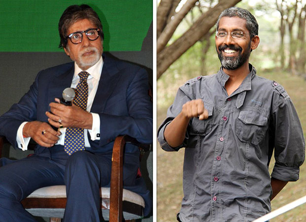 Sairat director Nagraj Manjule to collaborate with Amitabh Bachchan for Bollywood debut