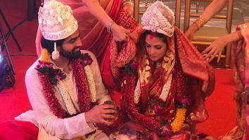 Riya Sen ties the knot with Shivam Tewari in a private ceremony in Pune (1)