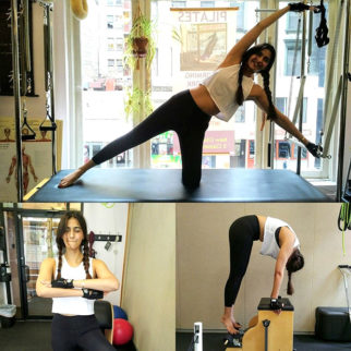 Sonam Kapoor is in love with pilates and here's the proof