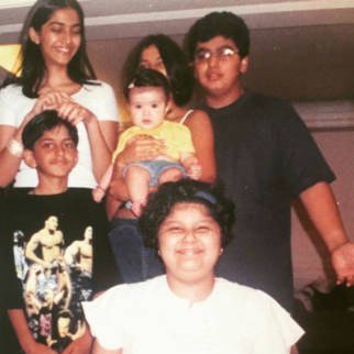 This nostalgic picture of Sonam Kapoor and Arjun Kapoor will take you back to their childhood Features