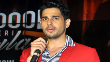 Sidharth Malhotra Trolls A Reporter When Asked About A Funny Question On James Bond & Kissing Scenes