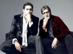 Abhishek Bachchan to coach dad Amitabh Bachchan on nuances of football