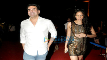 Arbaaz Khan, Amrita Arora, Shamita Shetty and others grace the Barrel & Co launch