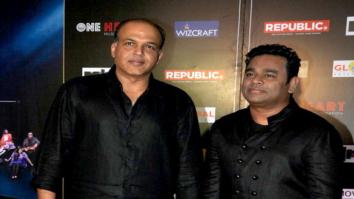 Celebs grace the screening of A.R. Rahman documentary