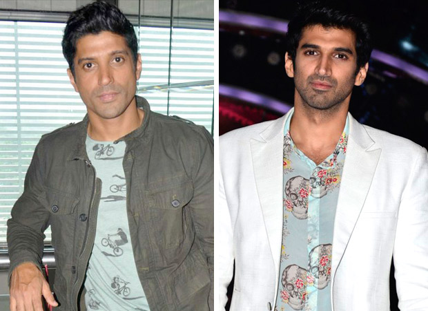 Farhan Akhtar and Aditya Roy Kapur