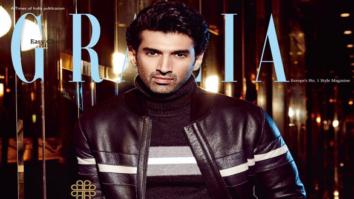 Aditya Roy Kapur On The Cover Of Grazia