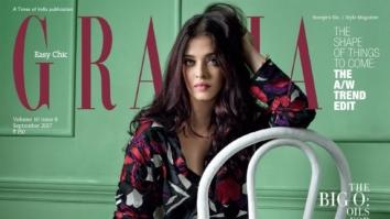 Aishwarya Rai Bachchan On The Cover Of Grazia
