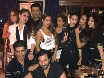 INSIDE PHOTOS Kareena Kapoor Khan celebrates her birthday with Saif Ali Khan, Karisma Kapoor, Arjun Kapoor, Karan Johar and others (1)