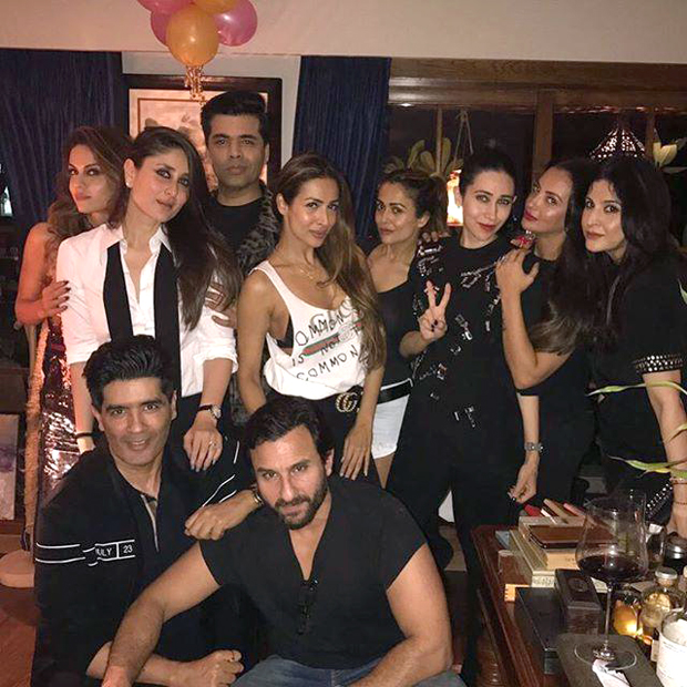 Close friends and family celebrate Kareena Kapoor's birthday bash
