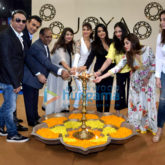 Jacqueline Fernandez and Amruta Fadnavis inaugurate Joya exhibition in Mumbai
