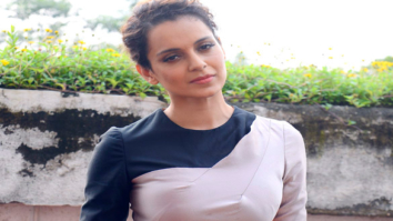 Kangana Ranaut snapped in two looks at film city