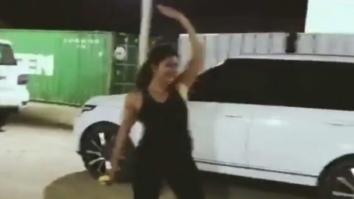 Katrina Kaif flaunts her cricket