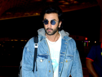 Ranbir Kapoor, Hrithik Roshan, Kriti Sanon, Shilpa Shetty, Raj Kundra, Vidya Balan, and Siddharth Roy Kapur snapped at the airport