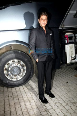 Shah Rukh Khan graces Hema Malini's Dance event with international artists from Georgia