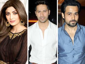 Shilpa Shetty joins Varun Dhawan, Emraan Hashmi for '1 Small Step For Cancer'