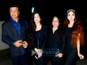 Varun Dhawan, Alia Bhatt, Taapsee Pannu, Remo D'Souza and Kiara Advani grace the screening of Judwaa 2 at PVR Juhu