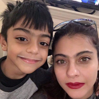 WOW! Kajol shares a cute picture on the occasion of her son Yug's 7th birthday