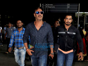 Aamir Khan, Sonakshi Sinha and Ajay Devgn snapped at the airport
