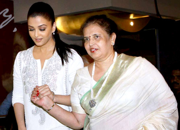 After fire Aishwarya Rai Bachchan's mom to move in with her