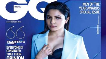 Anushka Sharma is giving 'BAWSE' vibes on GQ India