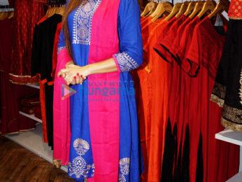 Avani Modi inaugurates IMARA Women's Fusion Wear Store