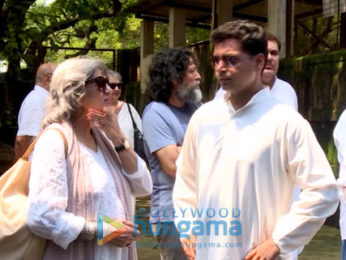Celebs attend Tom Alter's funeral