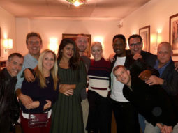 Check out Priyanka Chopra dines with Quantico bosses and co-stars; celebrates Diwali in NYC