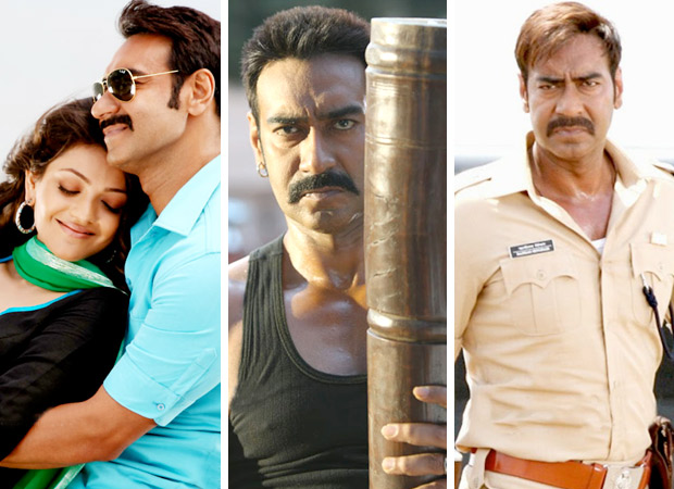 DusKaDum - Ajay Devgn and Rohit Shetty aim to score high with their tenth film together, Golmaal Again1