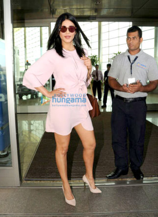 Emraan Hashmi, Deepika Padukone and Shruti Haasan snapped at the airport