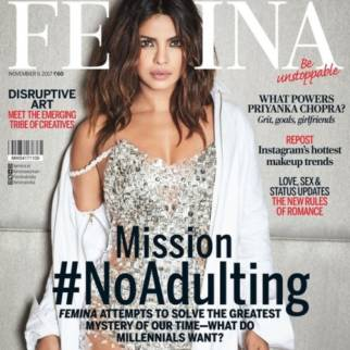Priyanka Chopra On The Cover Of Femina