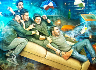 Golmaal Again holds well on Day 4, may collect approx. 13 to 15 cr