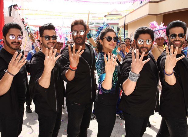 Golmaal Again set for a great run this Diwali