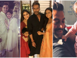Here's how Salman Khan, Akshay Kumar, Aishwarya Rai Bachchan, Kajol, Deepika Padukone and others celebrated Diwali
