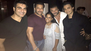 INSIDE PICS Salman Khan, Shah Rukh Khan, Katrina Kaif, Karan Johar, and others attend Arpita Khan's Diwali bash (1)