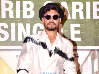 Irrfan khan launches 'Qarib Qarib Singlle'