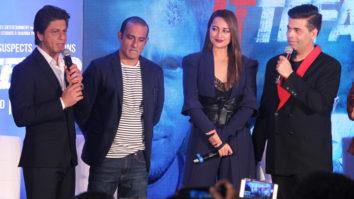 It Felt GREAT Not To Promote Ittefaq Sonakshi Sinha  Ittefaq Press Conference3