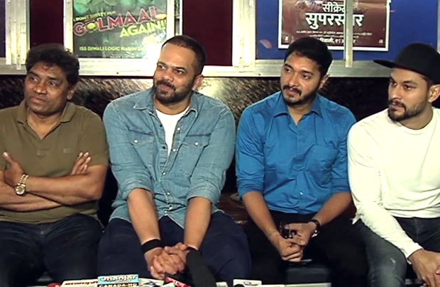 Johny Lever Reviews Golmaal Again In His Own Unique STYLE