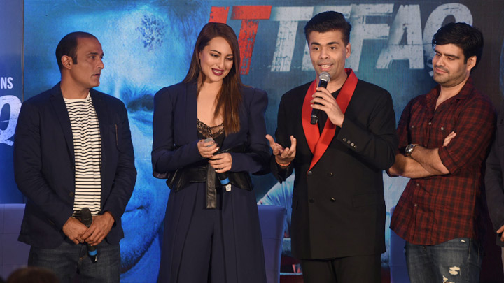 Karan Johar REVEALS Why He & His Team Decided Not To PROMOTE Ittefaq
