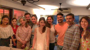 Kareena Kapoor Khan, Saif Ali Khan, Sharmila Tagore, Kunal Khemu make it family night on Soha Ali Khan's birthday