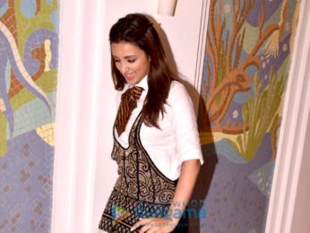 Parineeti Chopra, Arshad Warsi, Tusshar Kapoor promote Golmaal Again