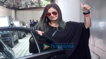 Pooja Bhatt and Diljit Dosanjh snapped