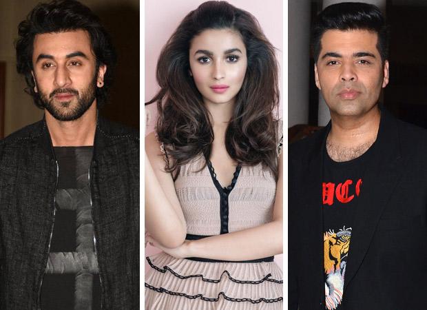 Ranbir Kapoor, Alia Bhatt and Karan Johar sound off on nepotism debate