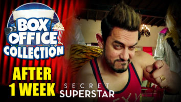 Secret Superstar's Box Office Collection After 1 Week Are