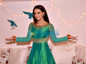 Shama Sikander and Sana Khan do a special photoshoot for Diwali
